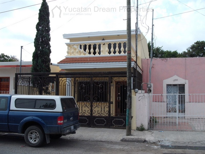 House with pool in Merida Centro REDUCED !!!!