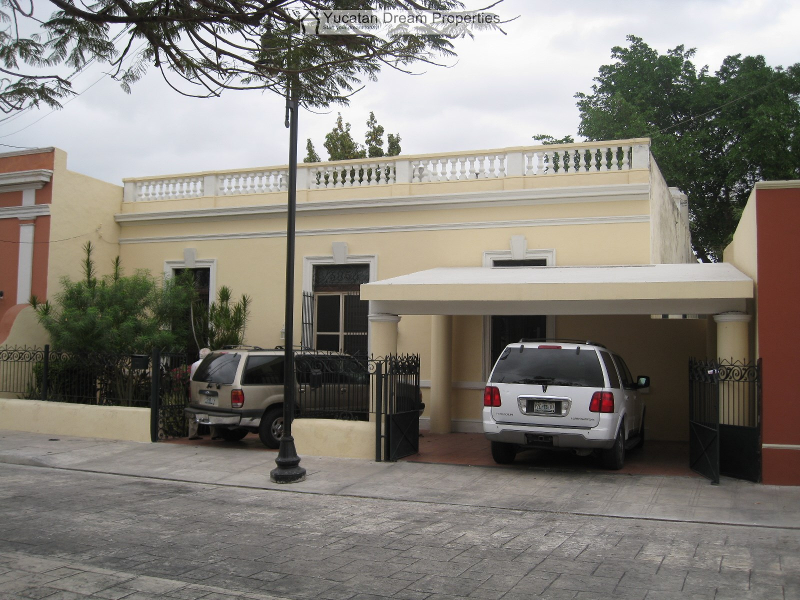 One of a kind Historic Home in Merida Centro
