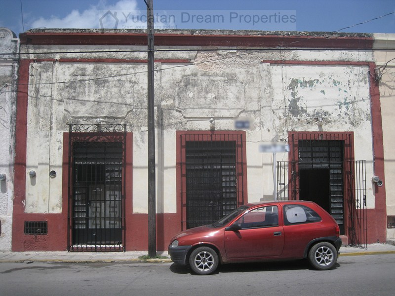 Huge historical home in downtown Merida Centro