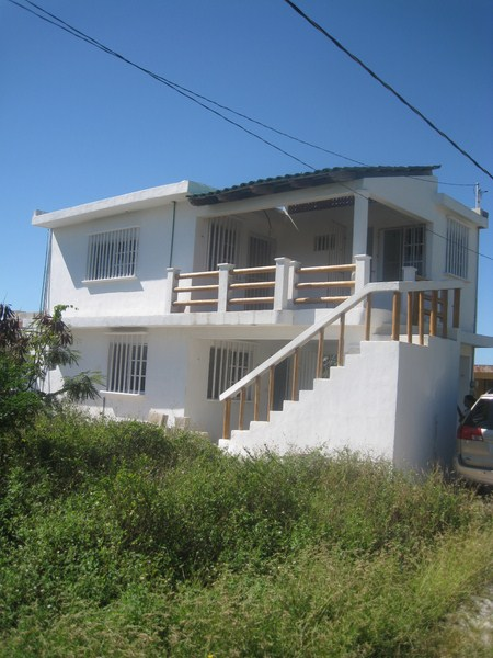 2 story beach house in Chuburna