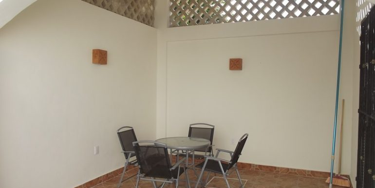 7 - Covered Patio