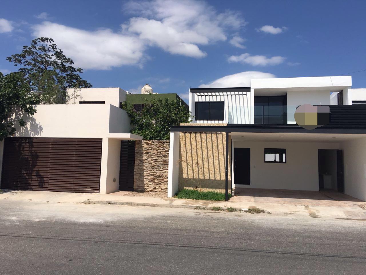 Casa nueva en Paraiso Maya Mérida
