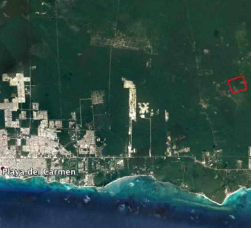Venta de predio 6 Hermanos en Cancún