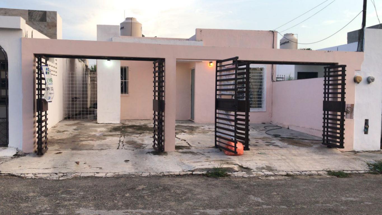 Casa de 1 planta en Francisco de Montejo